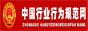 中国行业规范网