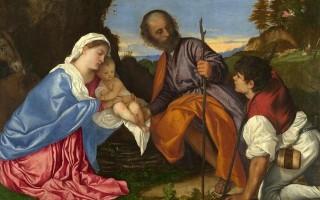 英国国家美术馆馆藏绘画作品欣赏