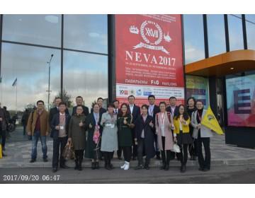 2019第15届俄罗斯海事展NEVA2019