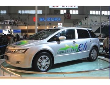 2018中国新能源汽车及电动车展