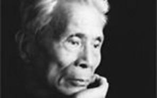 吴冠中 (著名画家、美术教育家