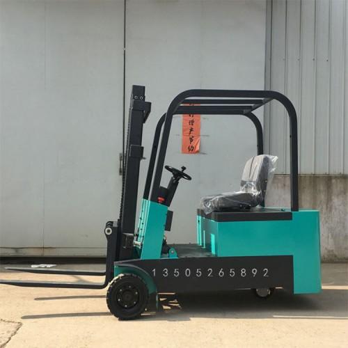 江苏1吨座驾式电动堆高车