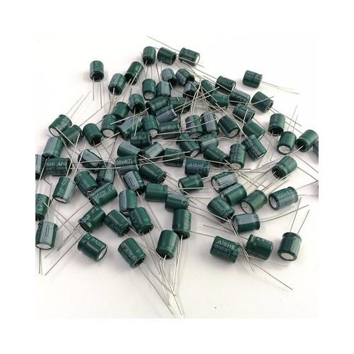 艾华 16v1000uF(8x16)BL铝电解电容 高压电解电容 低压电解电容 电子元器件批发