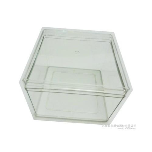 供应乾华QHPETS-2摔不坏的透明塑料食品盒、透明包装盒