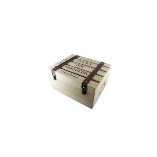 木质礼盒 红酒包装 木盒包装