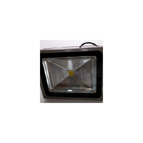 外防水工业照明投影灯建筑工地50瓦室外空地夜间作业灯